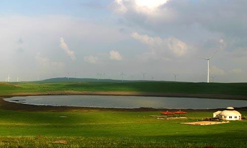 Prairies Huitengxile - Mongolie intérieure