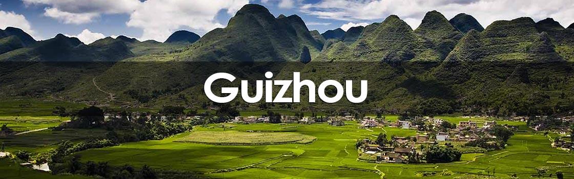 Province de Guizhou
