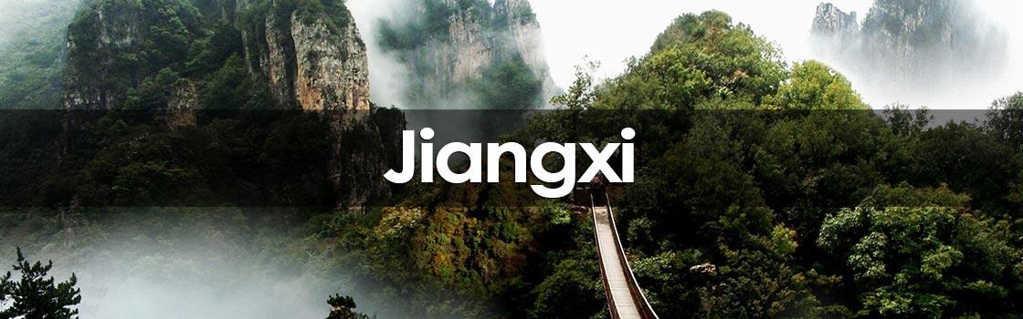 province du Jiangxi