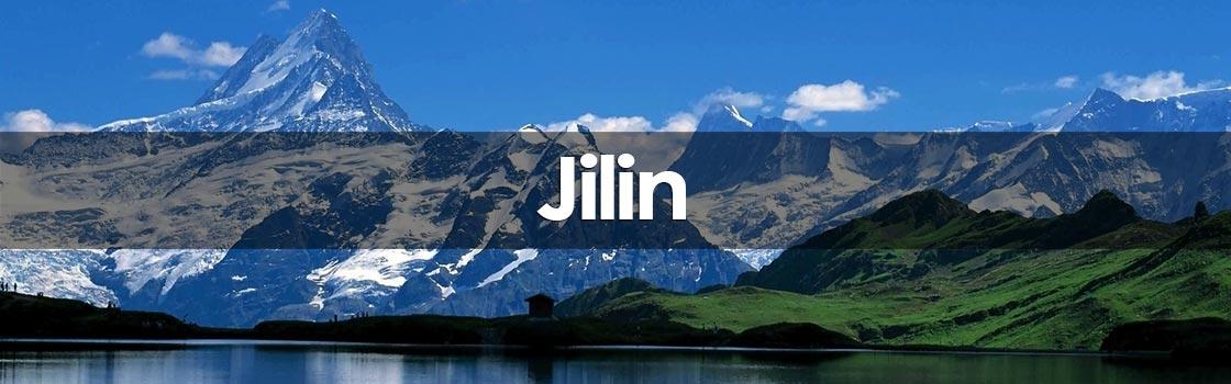 province de Jilin