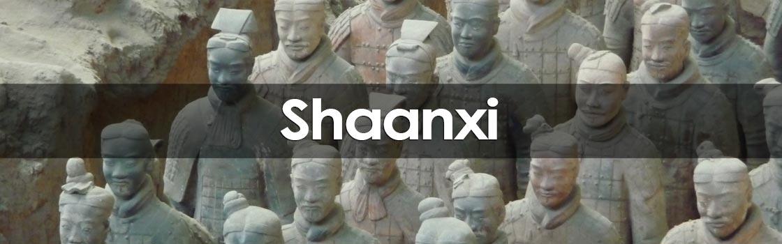 province du Shaanxi