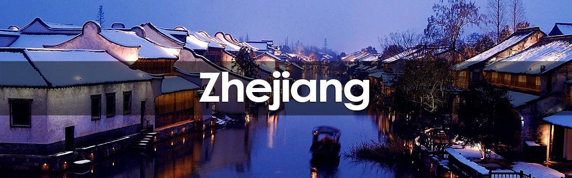 province du Zhejiang