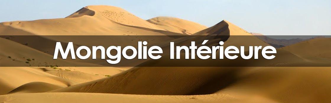 region Mongolie Interieure