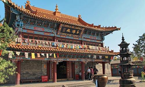 Temple Dazhao - Mongolie Intérieure
