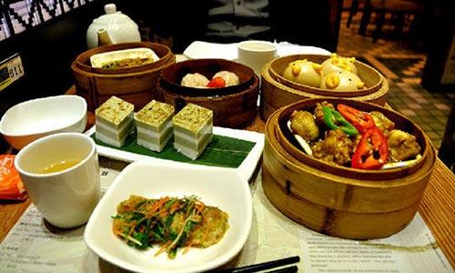 cuisine de Hong Kong