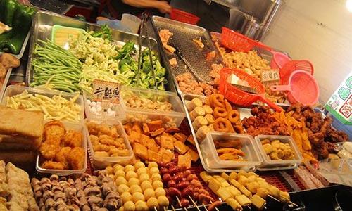 cuisine de Taiwan