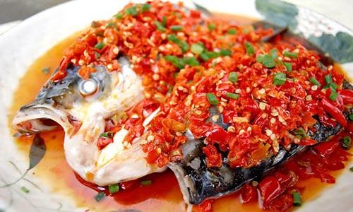 cuisine de Wuhan