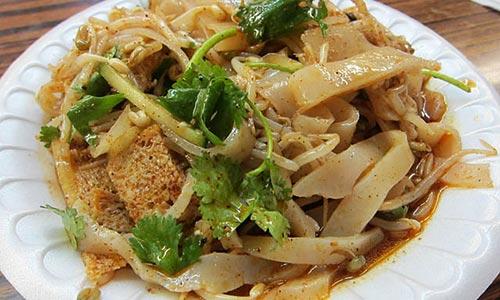 cuisine de Xi'an
