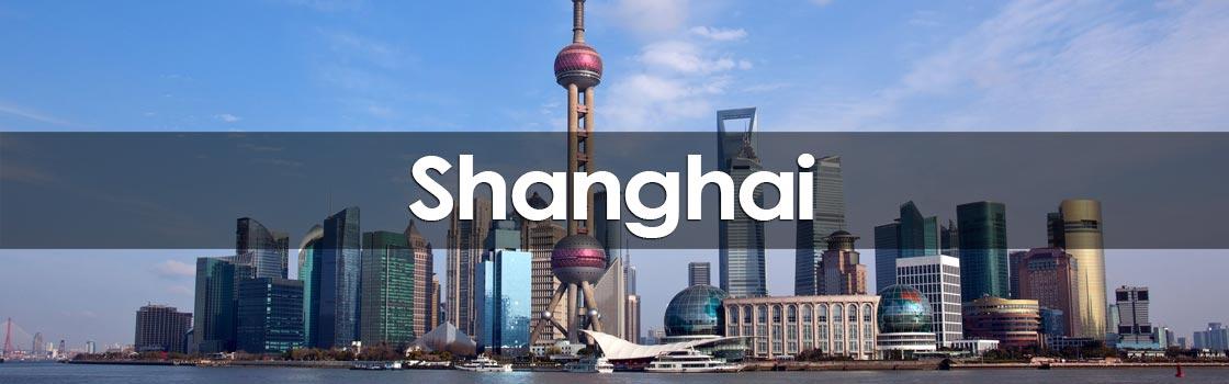 municipalité de Shanghai