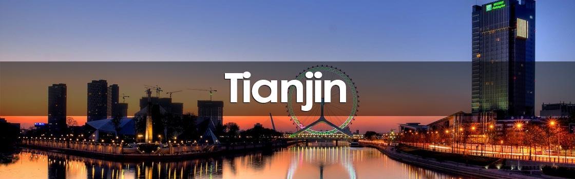 municipalité de Tianjin