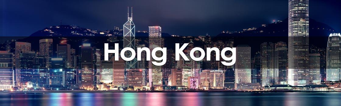 region administrative spéciale Hong Kong