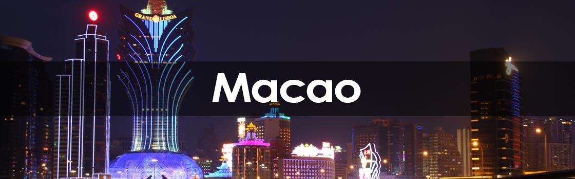 region administrative spéciale Macao