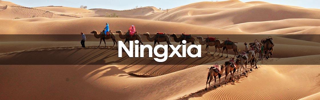 région autonome Ningxia
