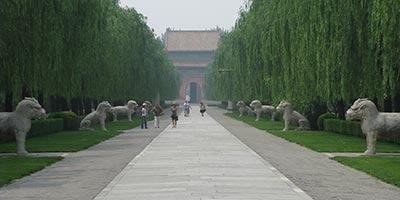 Treize Tombeaux des Ming