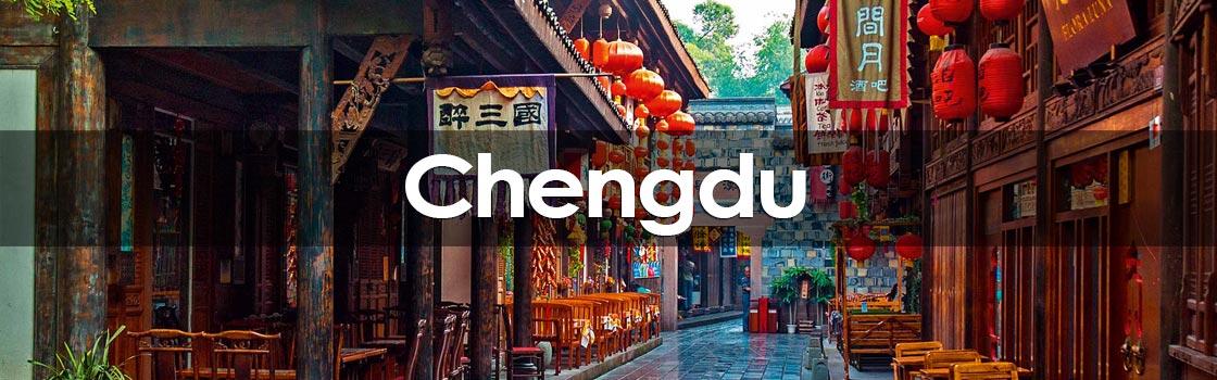 Chengdu - Sichuan - Chine