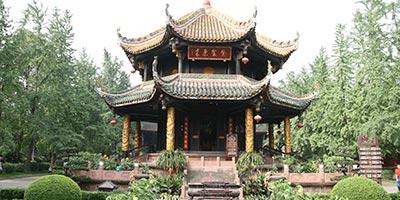 Temple Qingyang