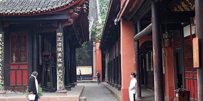 Temple Wenshu