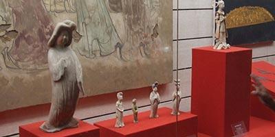 Musée d'histoire de la province du Shaanxi