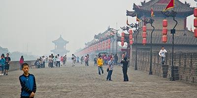 Remparts de la ville Xi'an