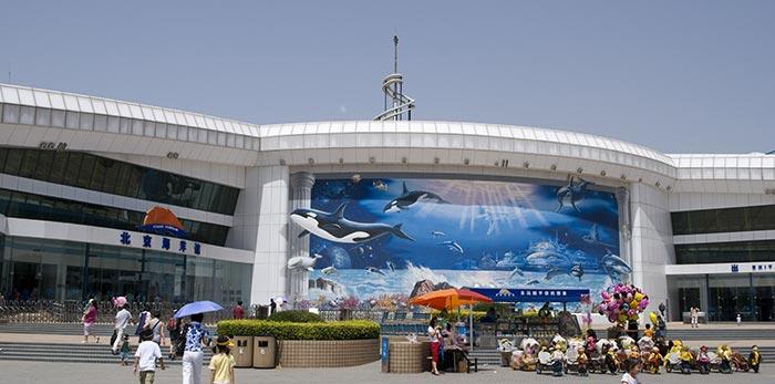 Aquarium de Pékin