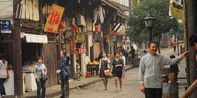Vielle ville de Ciqikou