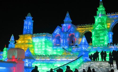 Festival de glace d'Harbin