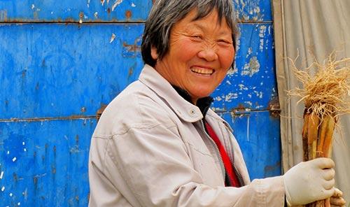 Habitant de Lanzhou