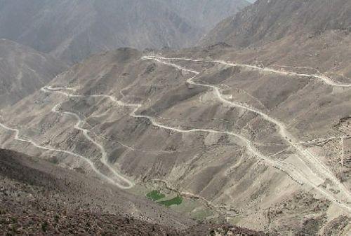 Route du Medog