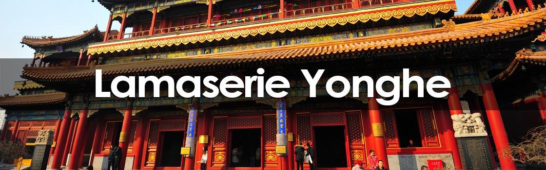 Temple des lamas / Lamaserie Yonghe Pékin