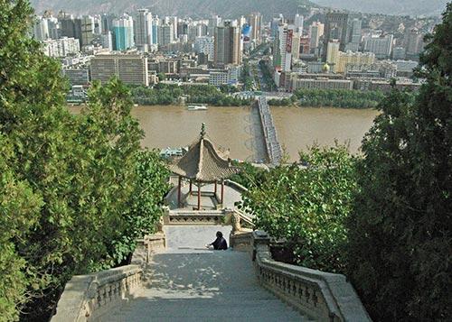 Ville de Lanzhou