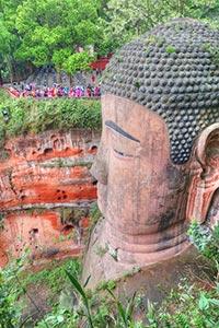Leshan - Grand Bouddha