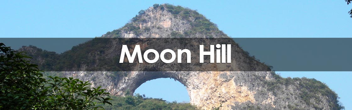 Moon Hill - Yangshuo