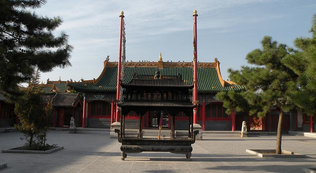 Palais Xilituzhao