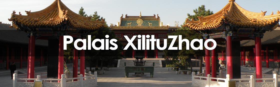 temple Xilituzhao