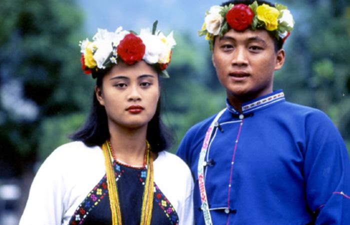 Les Gaoshan ethnie chinoise