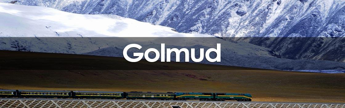 Golmud - Guide Qinghai