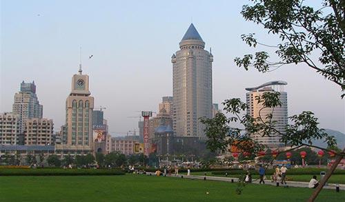 Ville de Guiyang - Voyage Chine