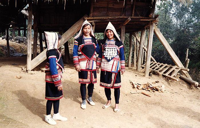 Les Jino ethnie chinoise