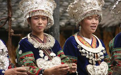 Minorités ethniques chinoises