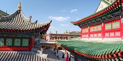 monastère Ta'er Si