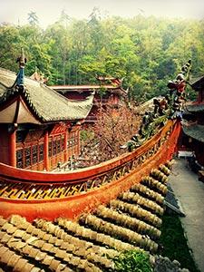 Parc Qianling Guiyang