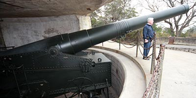 fort de Hulishan