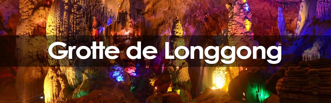 Grotte de Longgong