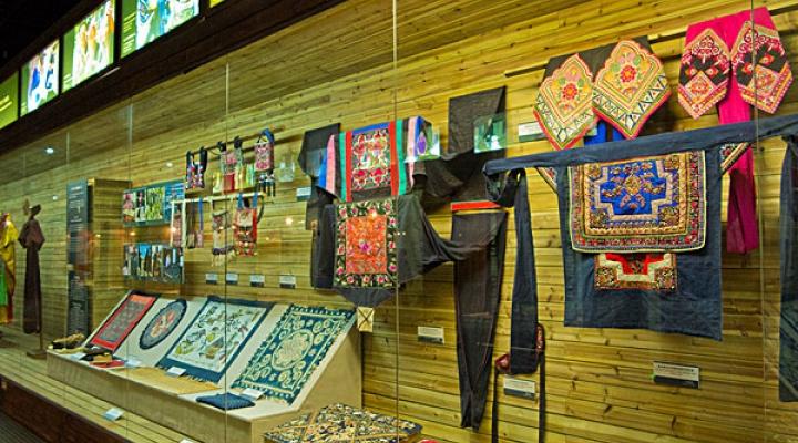 Musée des minoritées Ethniques du Yunnan