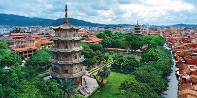 Temple Kaiyuan
