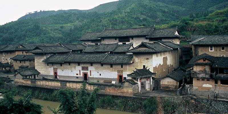 Tulou de Hongkeng