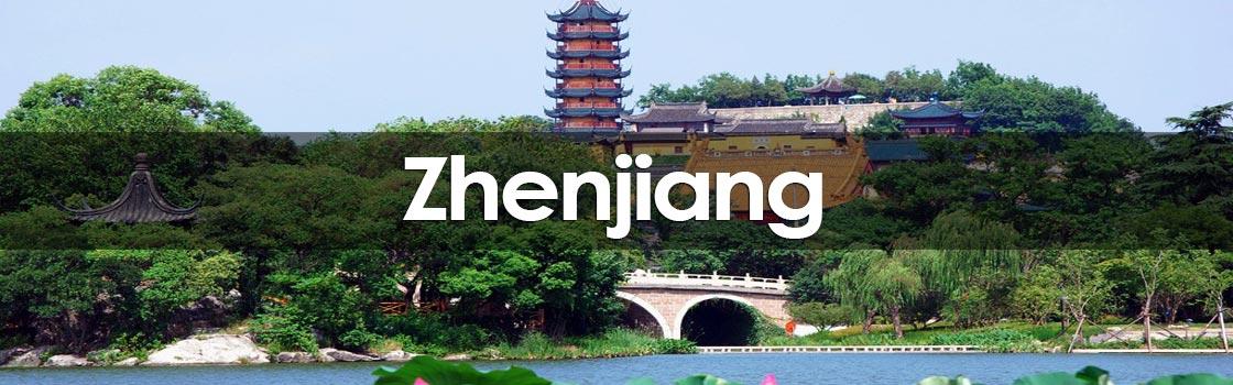 Zhenjiang - Guide Voyage Chine
