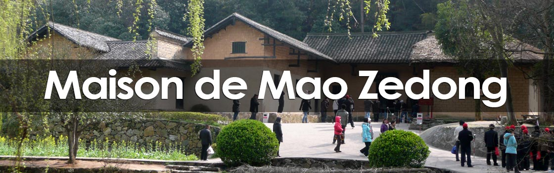 Maison natale de Mao Zedong