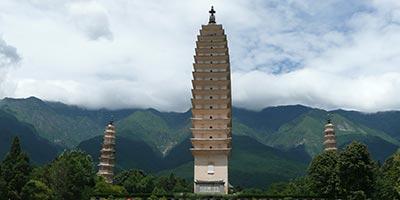 Temple des Trois Pagodes