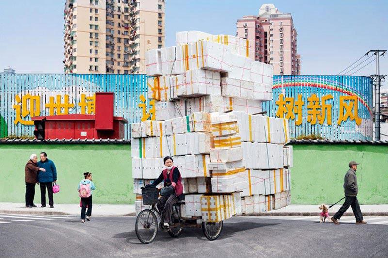 Alain Delorm - Totem Shanghai
